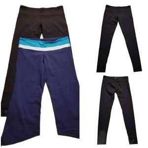 Lululemon Pants size 10 Set of 2 pieces